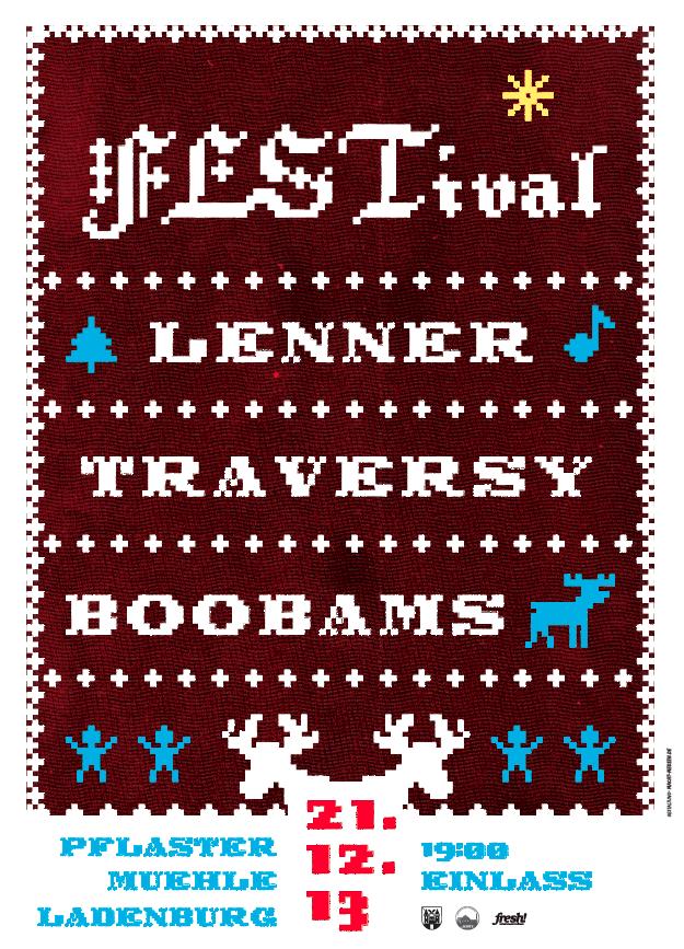 FESTival Plakat 2013